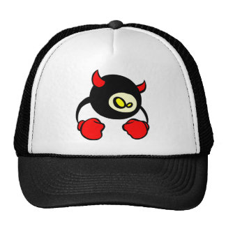 Raging 8 trucker hat