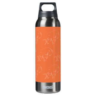 Raging Bull Oranges 16 Oz Insulated SIGG Thermos Water Bottle