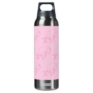 Raging Bull Pinks 16 Oz Insulated SIGG Thermos Water Bottle