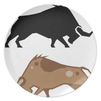 Raging Bull Plato