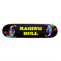 RAGING BULL SKATEBOARD