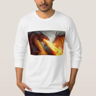 Raging Dragon Long Sleeve Shirt