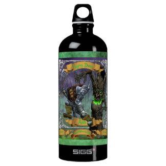 Raging Dwarf Ale Aluminum Water Bottle