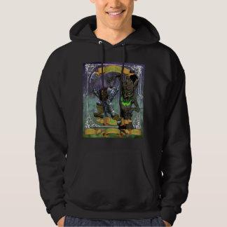 Raging Dwarf Ale Hooded Sweatshirt
