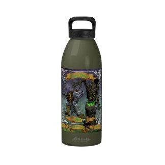 Raging Dwarf Ale Drinking Bottle
