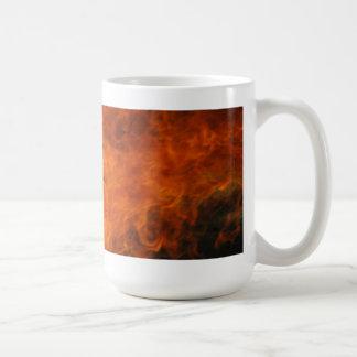 Raging Fire Coffee Mug