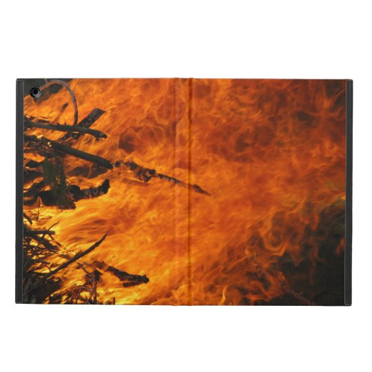 Raging Fire Cover For iPad Air