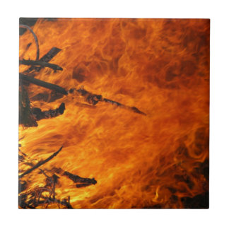 Raging Fire Tile