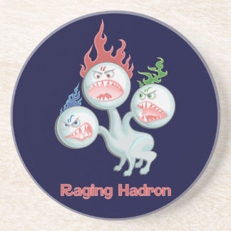 Raging Hadron Drink Coaster