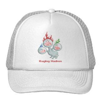 Raging Hadron Hat