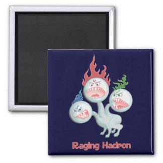 Raging Hadron Magnet