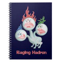 Raging Hadron Notebook