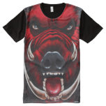 Raging Hog All Over All-Over-Print T-Shirt