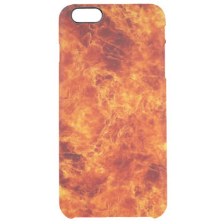 Raging Inferno Uncommon Clearly™ Deflector iPhone 6 Plus Case