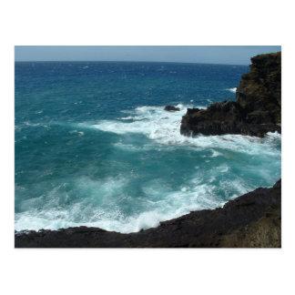 Raging Pacific Postcard