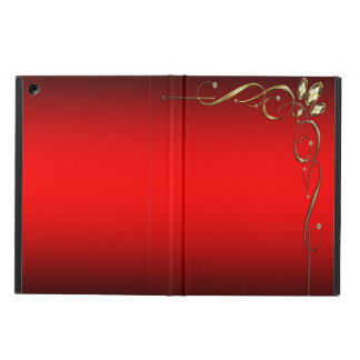 Raging Red Case For iPad Air