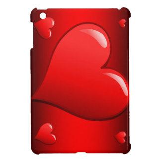 Raging Red Heat iPad Mini Cover