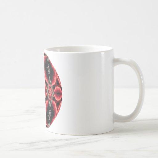Raging Red Mug