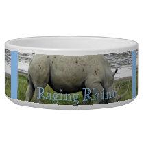 Raging Rhino Bowl