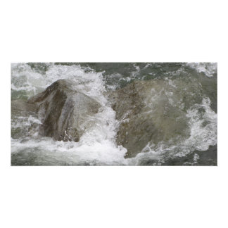 Raging River Photo Card