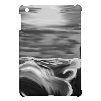 raging sea iPad mini cover
