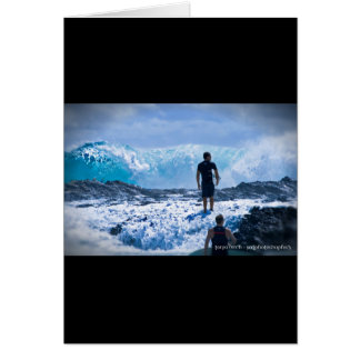 Raging Seas Card
