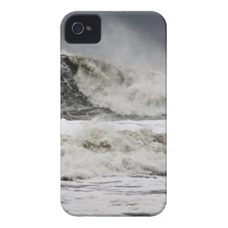 Raging Seas Of Hurricane Sandy iPhone 4 Cover