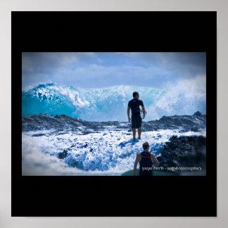 Raging Seas Poster