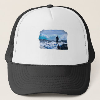 Raging Seas Trucker Hat