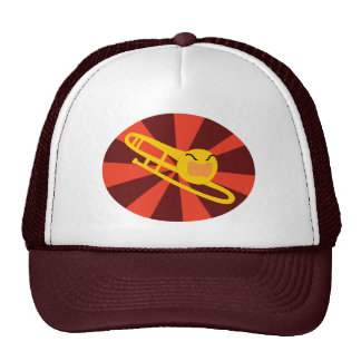 Raging Trombone Hats