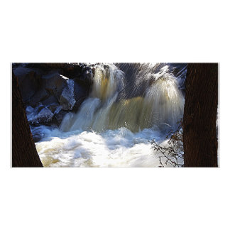 Raging Waters Photo Card Template