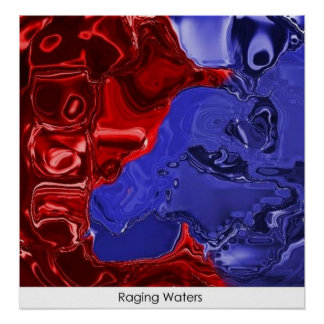 Raging Waters Poster