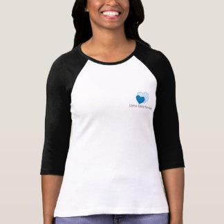 Raglán para mujer de Loeys-Dietz 3/4 blusa con