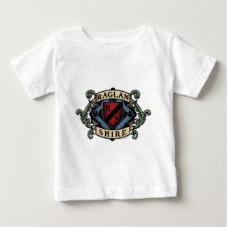 Raglan Shire Crest (Light Shirt) Baby T-Shirt