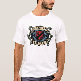 Raglan Shire Crest (Light Shirt) T-Shirt