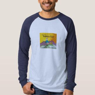 ragland sleeve, t shirt, tee, Larry & Gill, comic Shirt