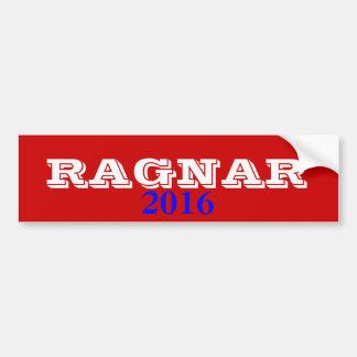 Ragnar 2016 Bumper Sticker Car Bumper Sticker
