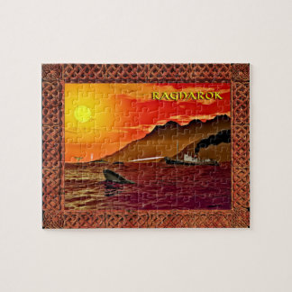 Ragnarok For Whales Jigsaw Puzzle