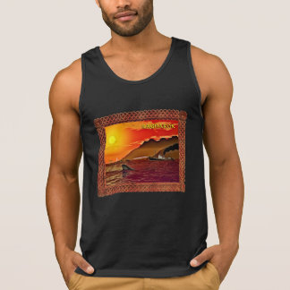 Ragnarok For Whales Tank Top