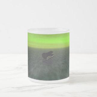 RAGNAROK(OP.2) FROSTED GLASS COFFEE MUG