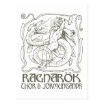 Ragnarök Post Card