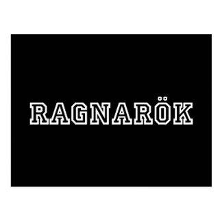 Ragnarok Post Cards