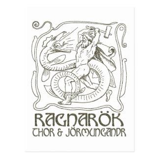 Ragnarök Postales