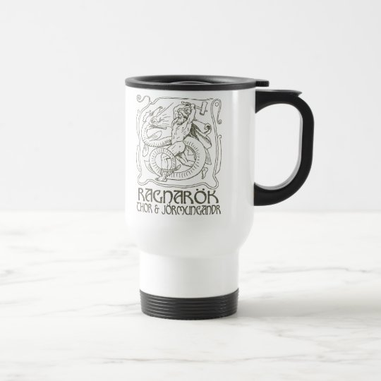 Ragnarök Travel Mug