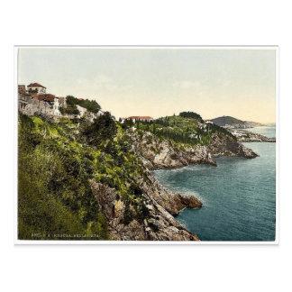 Ragusa, Bella Vista, Dalmatia, Austro-Hungary rare Post Cards