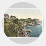 Ragusa, Bella Vista, Dalmatia, Austro-Hungary rare Stickers