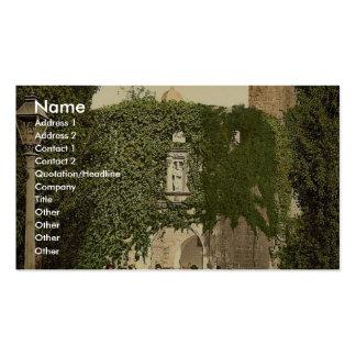 Ragusa, Pilli, (es decir, Pille), puerta, Dalmacia Plantilla De Tarjeta Personal