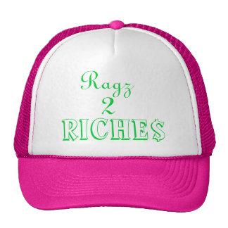 Ragz, 2, Riche$ Gorro De Camionero