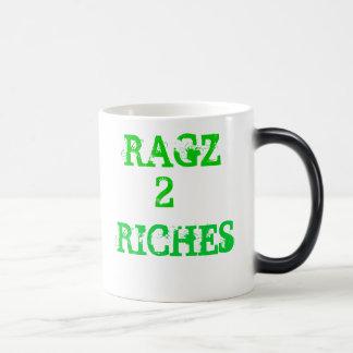 RAGZ, 2, RIQUEZAS TAZA MÁGICA