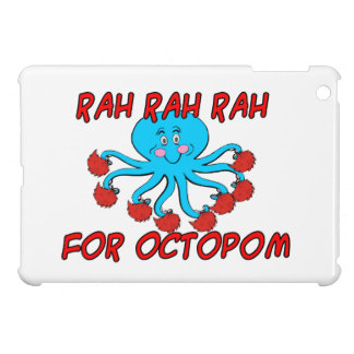 Rah Rah Rah For Octopom iPad Mini Cases